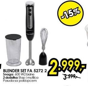 Blender set Fa 5272 2
