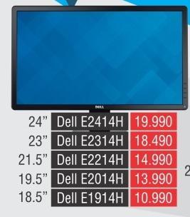 """Monitor LED 23"""" E2314h"""