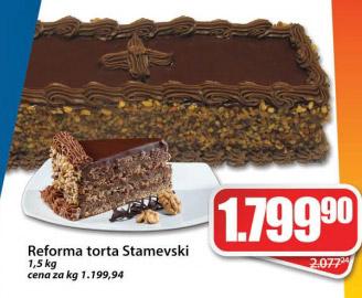 Torta Reforma