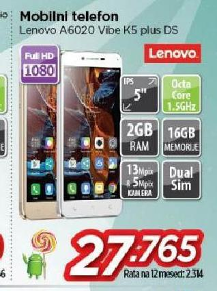 Telefon mobilni A6020