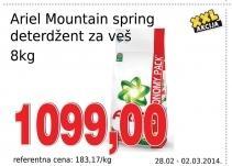 Deterdžent za veš mountain spring