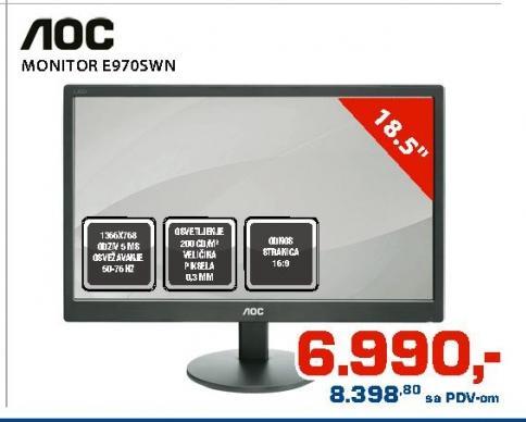 Monitor E970Swn