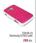 Futrola za Samsung S7562 pink