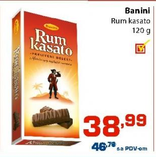 Biskvit rum