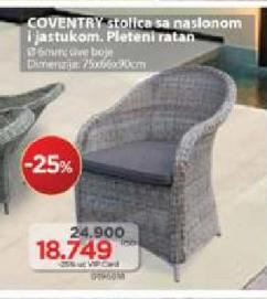 Baštenska stolica Coventry