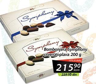 Bombonjera Symphony