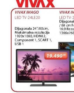 Televizor LED LCD TV 24LE20