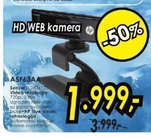 Web kamera A5F63AA