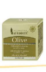 Olive hranljiva krema za negu lica