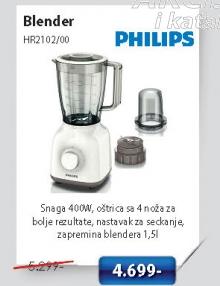 Blender HR2102/00