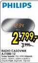Radio sat AJ 1000/12