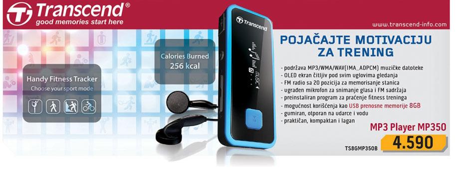 MP3 plajer MP350