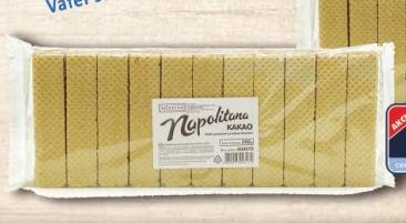 Napolitanke kakao