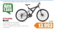 "Bicikl Cross MTB 26"" NOMAD"