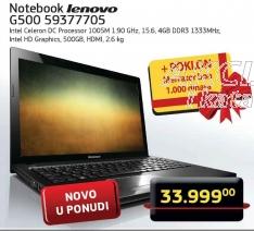 Notebook G500 59377705