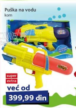 Igračka Puška na vodu
