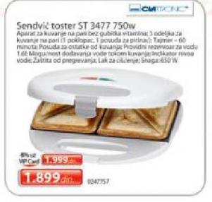 Sendvič toster ST3477