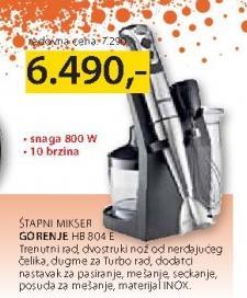 Mikser HB804E