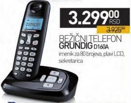 Bežični telefon D160a