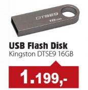USB Flesh Disk DTSE9 16GB