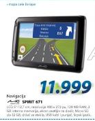 GPS navigacija Spirit 671