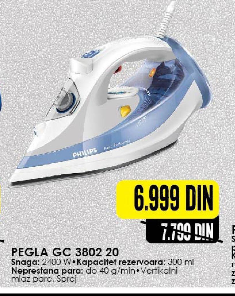 Pegla GC 3802 20