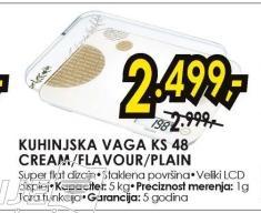 Kuhinjska Vaga KS 48