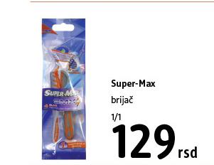 Brijač SMX4