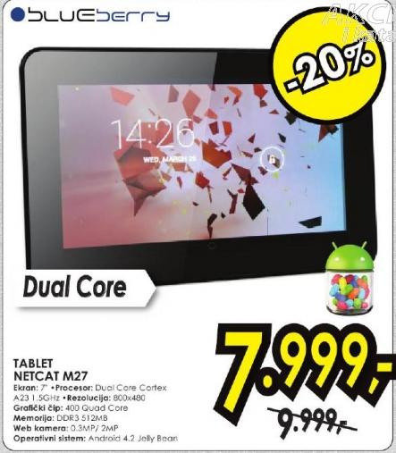 Tablet Netcat M27