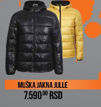 Muška jakna Julle