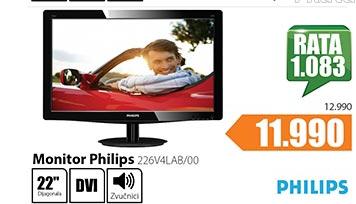 Monitor 226V4Lab/00