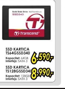 Disk TS64GSSD340