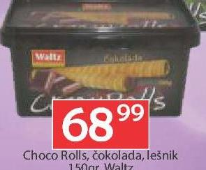 Rolnice čokolada