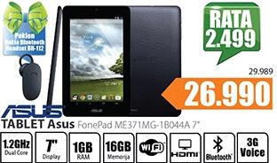 "Tablet FonePad ME371MG-1B044A 7"""