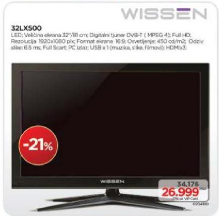 LED Tv 32LX500