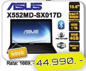 Laptop X552md-Sx017d