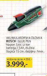 Akumulatorska olovka Glue Pen
