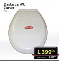 Daska za WC
