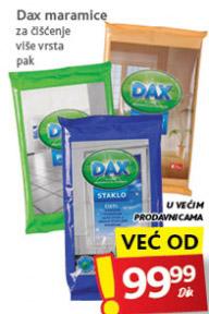 Maramice za čišćenje Dax
