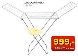 Sušilica za veš ''Dry Basic''