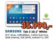 Tablet Tab 3 10.1 White