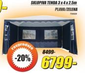 Sklopiva tenda