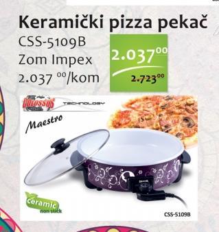 Pekač za pizzu