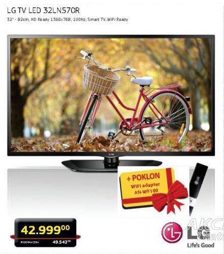 Televizor LED Smart 32LN570R