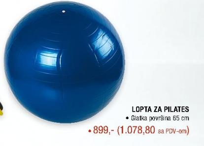 Lopta za pilates