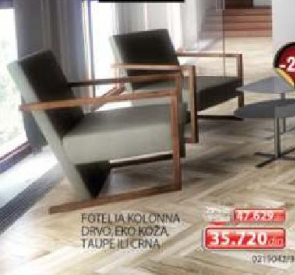 Fotelja Kolonina