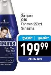 Šampon za kosu For men