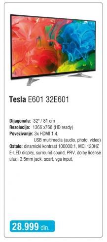 """Televizor LED 32"""" 32e601"""