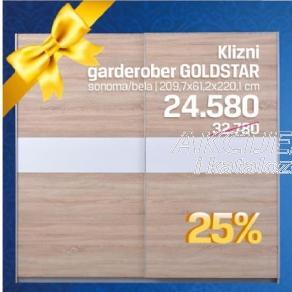 Garderober Goldstar