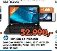 Laptop Pavilion 15-n023sm